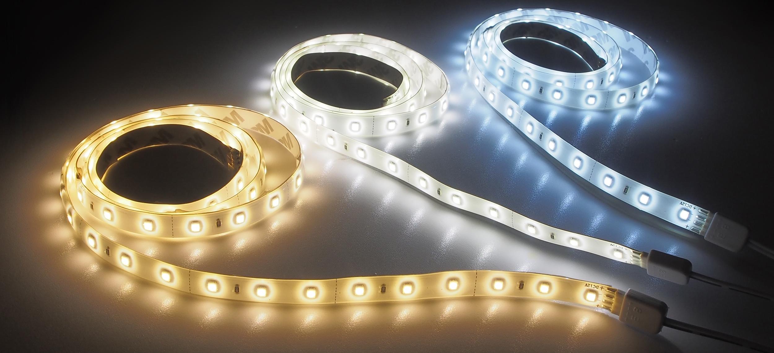 LED trake i senzori