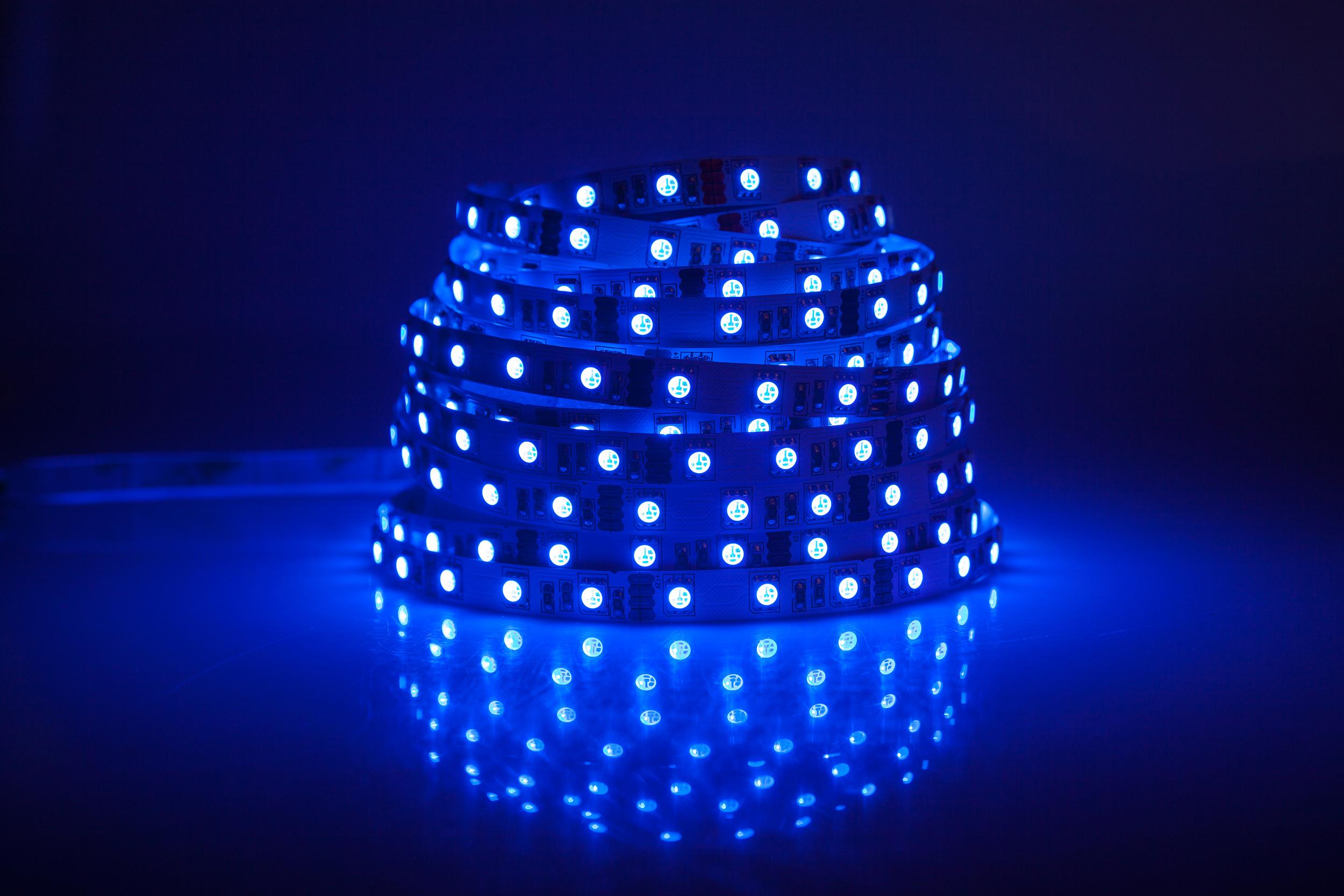 LED Traka Plava