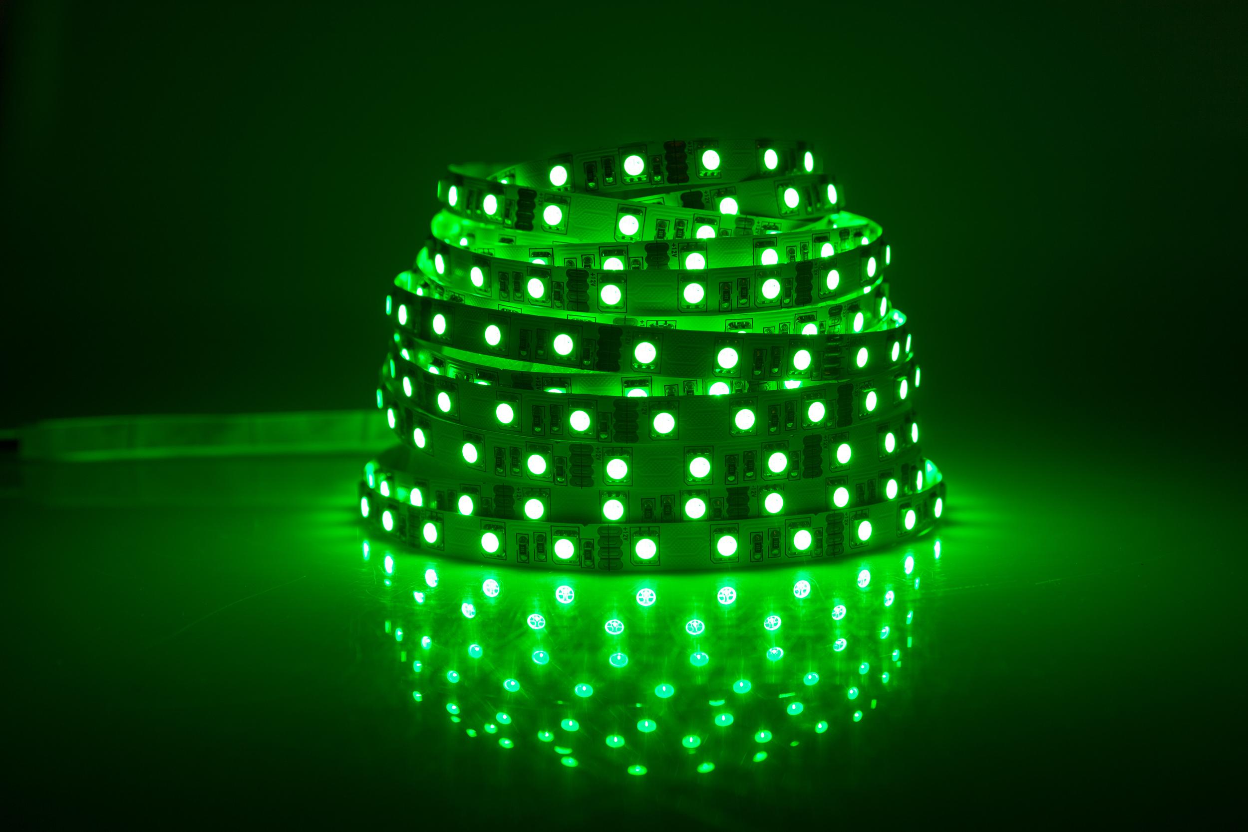 LED Traka Zelena