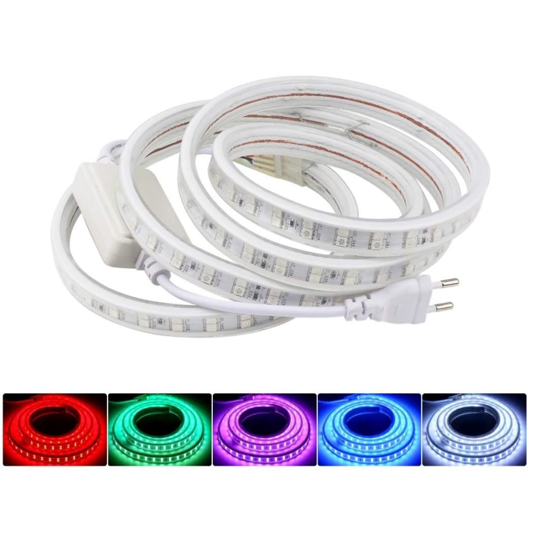 LED Traka RGB 220 V